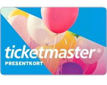 Presentkort hos Ticketmaster.se